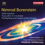 Borenstein: Violin Concerto etc