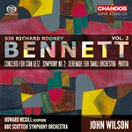 Bennett: Orchestral Works, Vol.2