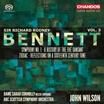 Bennett: Orchestral Works, Vol.3