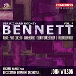 Bennett: Orchestral Works, Vol.4