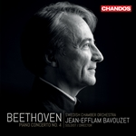 Beethoven: Piano Concerto No. 4 - Bavouzet / Swedish Chamber Orchestra