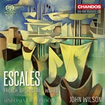 Escales - French Orchestral Works