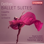 Delibes; Suites from the Ballets