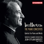 Beethoven; The Piano Concertos