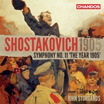 Shostakovich: symphony No.11 'The Year 1905'