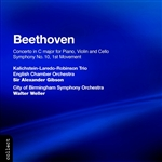 Beethoven: Symphony No.10 · Symphony in C Major for Piano, Cello and Violin Op. 56