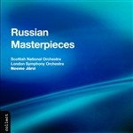 RSNO/LSO/Jarvi - Russian Masterpieces