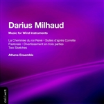 Milhaud: Music for Wind