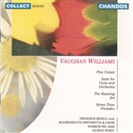 Vaughan Williams: Flos Campi