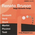 Renato Bruson - Favourite Songs
