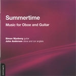 Music For Oboe And Guitar