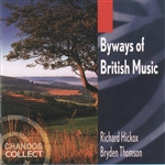 Various Orchestras - Byways Of British Music
