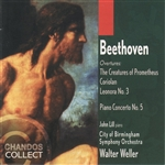 Beethoven: Piano Concerto No. 5 · Overtures