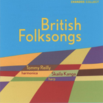 Tommy Reilly - British Folksongs
