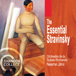 Stravinsky: The Essential Stravinsky