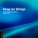 RSNO / Jarvi - Elegy: Music for Strings