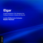 Elgar: Enigma Variations/ The Sanguine Fan/Froissart Overture/Grania and Diarmid