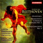 Beethoven: Overtures · Piano Concerto No. 5