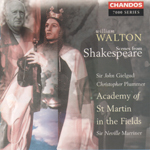 Walton: Scenes from Shakespeare