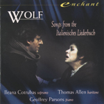 Wolf: Songs from the <I>Italienisches Liederbuch</ I>