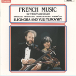 French Music For Violin/ Cello