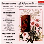 Marylin Hill Smith/Peter Morrison -Treasures Of Operetta