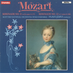 Mozart: Wind Serenades Nos 11 and 12