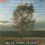 Bridge: Music For String Quartet