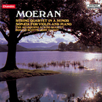 Moeran: String Quartet