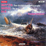 Britten: 4 Sea Interludes - Bridge: The Sea - Bax: On The Sea Shore