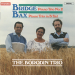 Bridge/ Bax: Piano Trios