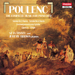 Poulenc: Music For Piano Duo