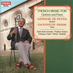 French Music For Clarinet & Piano