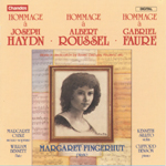 Margaret Fingerhut / Clifford Benson - Hommages to Haydn, Roussel and Faure