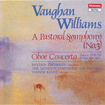 Vaughan Williams: Pastoral Symphony (No. 3)