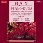Bax: Music For Piano Duo