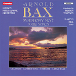 Bax: Symphony No. 7/ Four Songs
