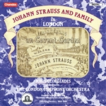 J. Strauss & Family in London