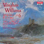 Vaughan Williams: Symphony No. 6 · Tuba Concerto