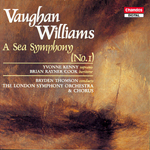 Vaughan Williams: A Sea Symphony (No.1)