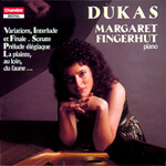 Dukas: Piano Works