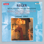 Reger: Tone Poems · Variations & Fugue