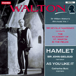 Walton: Hamlet · As You Like It
