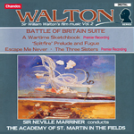 Walton: Battle Of Britain Suite