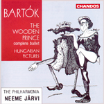 Bartok: The Wooden Prince/ Hungarian Pictues