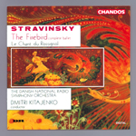 Stravinsky: The Firebird · The Chant of the Nightingale