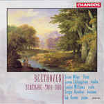 Beethoven: Serenade - Trio - Duo