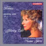 Strauss, R: Orchestral Songs, Vol. 2
