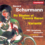 Schumann: Six Studies of Francis Bacon
