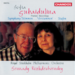 Gubaidulina: Symphony In 12 Movements